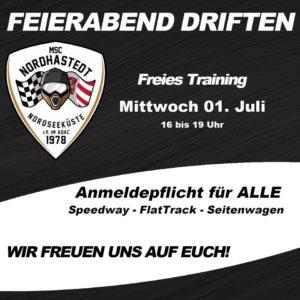 MSC Nordhastedt – Freies Training! @ MSC Nordhastedt - 25767 Albersdorf, Brahmkamp