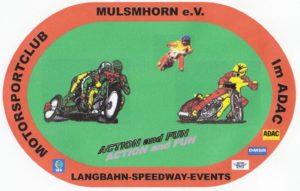 Speedway & Langbahntraining für alle am 25.10.2020 in Mulmshorn! @ Sottrumer Weg, 27356 Rotenburg (Wümme)